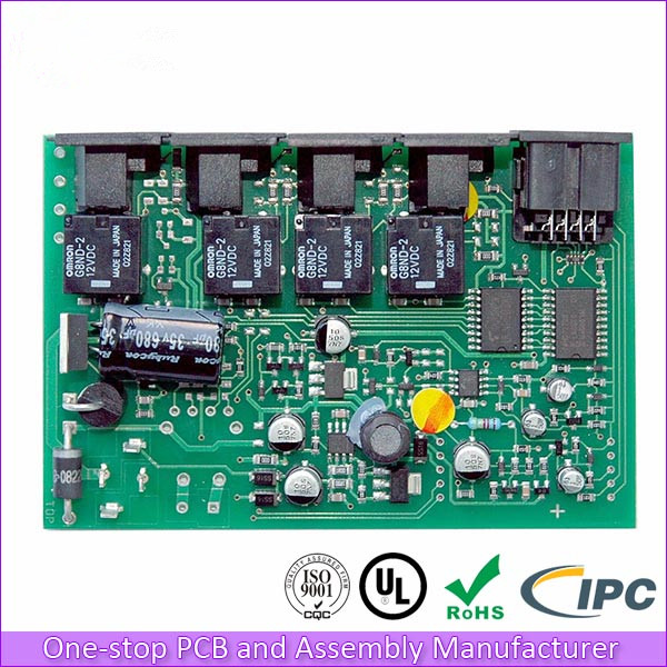 RoHS compliant printed board assembly with guaranteed